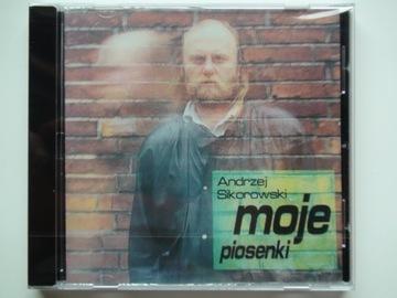 Andrzej Sikorowski Moje Piosenki CD Folia доставка товаров из Польши и Allegro на русском