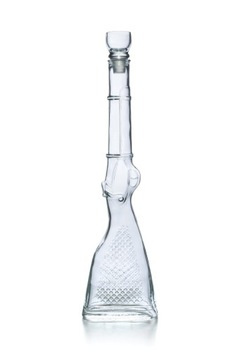 Стеклянный Графин Ружье 1Л на виски, вино в подарок доставка товаров из Польши и Allegro на русском