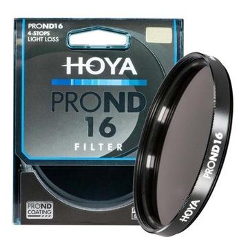 Нейтрально-серый фильтр Hoya NDx16 / ND16 PROND 77mm доставка товаров из Польши и Allegro на русском
