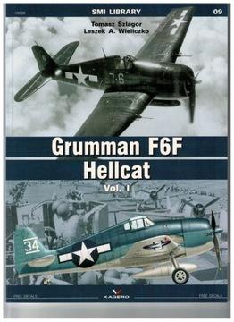 Grumman F6F Hellcat vol. I + kalki. Kagero SMI доставка товаров из Польши и Allegro на русском