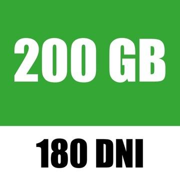 ПЛЮС 200 ГБ LTE / 3G ИНТЕРНЕТ НА КАРТУ iPLUS доставка товаров из Польши и Allegro на русском