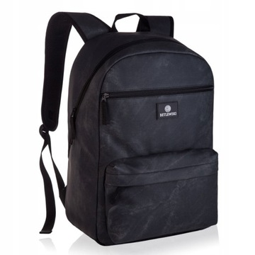 BETLEWSKI рюкзак мужской спортивный городской большой А-4 доставка товаров из Польши и Allegro на русском