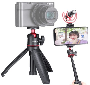 Штатив selfie stick Ulanzi MT-08 для камер камер доставка товаров из Польши и Allegro на русском
