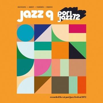 JAZZ Q - Pori Jazz 72 / black LP доставка товаров из Польши и Allegro на русском