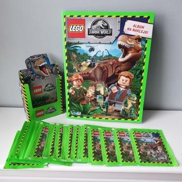 Zestaw Lego Jurassic World ALBUM BOX 36 Saszetki доставка товаров из Польши и Allegro на русском
