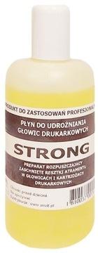 STRONG -agresywny PŁYN do UDRAŻNIANIA głowic 150ml доставка товаров из Польши и Allegro на русском