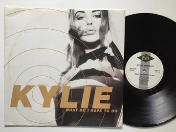 Kylie Minogue What Do I Have To Do [VG] A713 доставка товаров из Польши и Allegro на русском