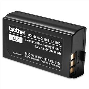 Brother akumulator LI-ION BA-E001 BAE001 do PT-E/H доставка товаров из Польши и Allegro на русском