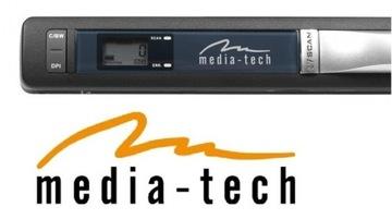 Мобильный РУЧНОЙ СКАНЕР A4 MediaTech MT4090 900Dpi доставка товаров из Польши и Allegro на русском