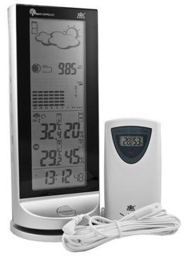 Термометр Гигрометр Метеостанция Номеров +Извещатель доставка товаров из Польши и Allegro на русском