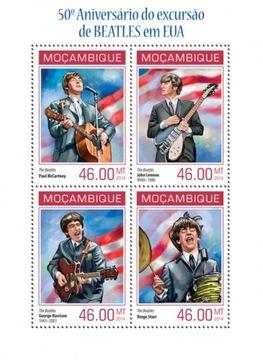 The Beatles w USA Lennon muzyka ark. #24MOZ14108a доставка товаров из Польши и Allegro на русском