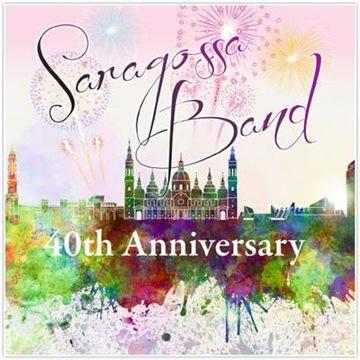 Сарагоса Бэнд - 40th Anniversary (CD) доставка товаров из Польши и Allegro на русском