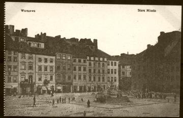Warszawa. Stare Miasto - 1910 доставка товаров из Польши и Allegro на русском