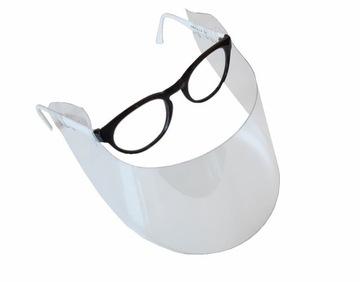 Przyłbica ochronna na okulary mini maska na usta доставка товаров из Польши и Allegro на русском