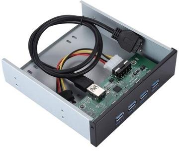 Panel przedni wewnętrzny na 4x USB 3.0 доставка товаров из Польши и Allegro на русском