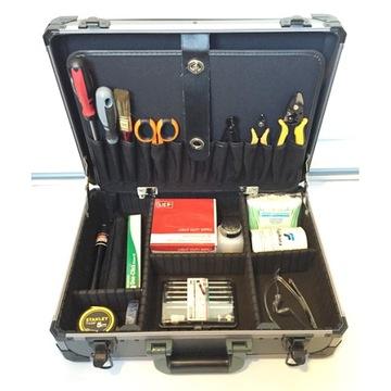 Волоконно-оптический набор инструментов в чемодане доставка товаров из Польши и Allegro на русском