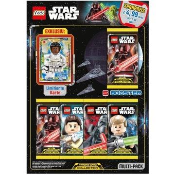 KARTY KOLEKCJONERSKIE LEGO STAR WARS 26 SZTUK DE доставка товаров из Польши и Allegro на русском