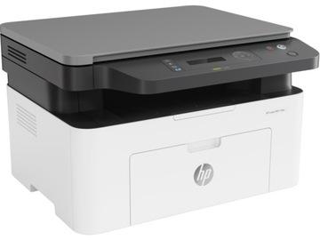 HP Laser 135 вт принтер ксерокс сканер wi-fi тонер-картридж 3 в 1 доставка товаров из Польши и Allegro на русском
