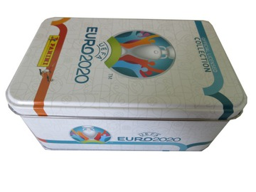 EURO 2020 PUSZKA 120 KARTY PIŁKARSKIE + 3 LIMITED доставка товаров из Польши и Allegro на русском