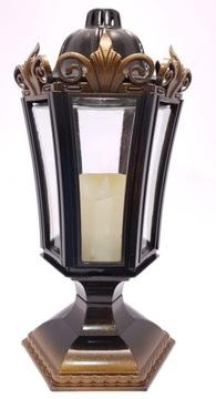 Снитч часовня фонарь со Свечой LED НОВИНКА !!! доставка товаров из Польши и Allegro на русском