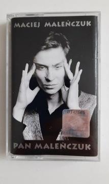 MACIEJ MALEŃCZUK PAN MALEŃCZUK kaseta audio доставка товаров из Польши и Allegro на русском