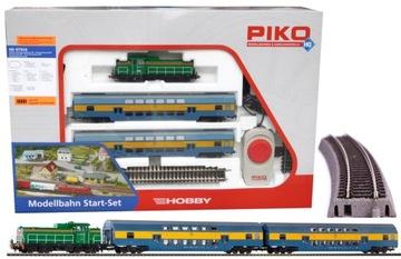 СТАРТОВЫЙ НАБОР ЖД SM42 Рельсы с Насыпью PIKO 97934 доставка товаров из Польши и Allegro на русском