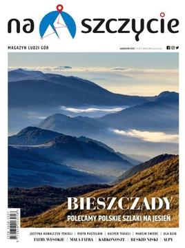Magazyn na Szczycie wydanie drukowane nr 8/2020 доставка товаров из Польши и Allegro на русском