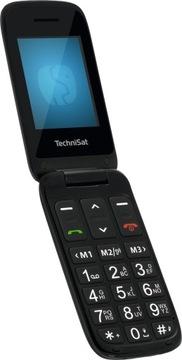 Telefon dla SENIORÓW z klapką,aparat TechniSat доставка товаров из Польши и Allegro на русском