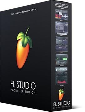 FL Studio 20 Producer Edition BOX - вер. если вы приобрели коробочную доставка товаров из Польши и Allegro на русском