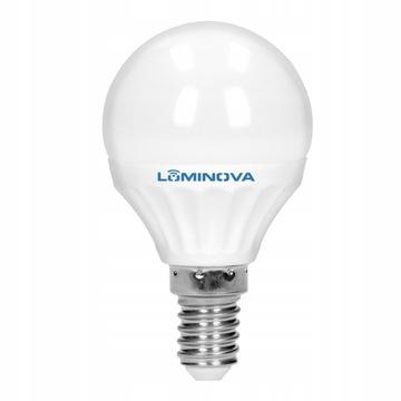 ЛАМПА E14 LED ШАРИК 12W 1170lm =100W EPISTAR доставка товаров из Польши и Allegro на русском