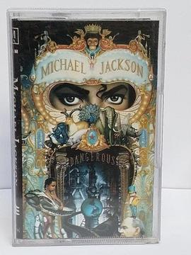 Майкл Джексон - DANGEROUS - MC доставка товаров из Польши и Allegro на русском
