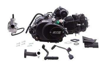 Silnik 125cc BTS 4T Junak Romet Barton Zipp Router доставка товаров из Польши и Allegro на русском
