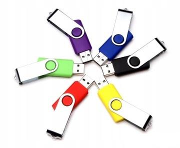 PENDRIVE 64GB USB 2.0 PAMIĘĆ TWISTER доставка товаров из Польши и Allegro на русском