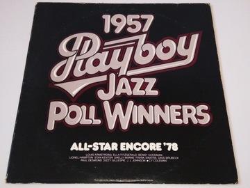 1957 Playboy Jazz Poll Winners All Star Encore 78 доставка товаров из Польши и Allegro на русском