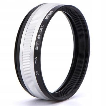 NiSi Close-Up Lens kit NC 58mm – soczewka makro доставка товаров из Польши и Allegro на русском