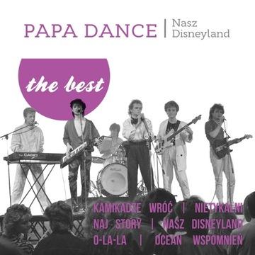 PAPA DANCE The Best Nasz Disneyland LP доставка товаров из Польши и Allegro на русском