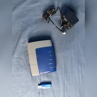 Модем wi-fi ISBN - Blue Fritz AP-X доставка товаров из Польши и Allegro на русском
