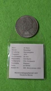 5 Mark 1972 DDR доставка товаров из Польши и Allegro на русском