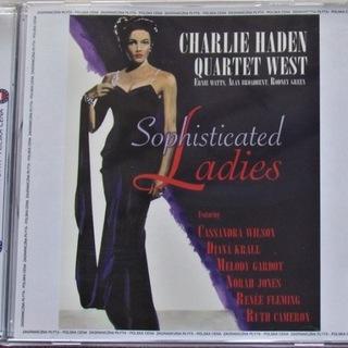 Charlie Haden - Sophistcated Ladies;  CD ; (NM) доставка товаров из Польши и Allegro на русском