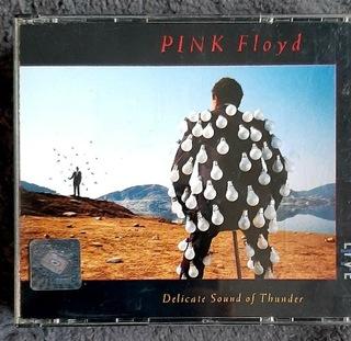 Pink Floyd Delicate Sound of Thunder CD unikat доставка товаров из Польши и Allegro на русском