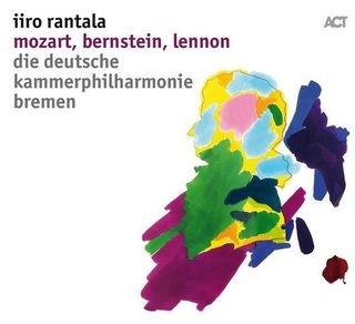 IIRO RANTALA 'Mozart, Bernstein, Lennon' (ACT) доставка товаров из Польши и Allegro на русском