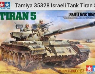 Tamiya Tiran izraelski wariant T55 доставка товаров из Польши и Allegro на русском