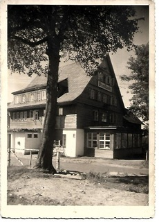 Spalona (Brandbaude) ,1935 rok доставка товаров из Польши и Allegro на русском