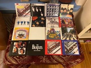 The Beatles 16 cd komplet доставка товаров из Польши и Allegro на русском