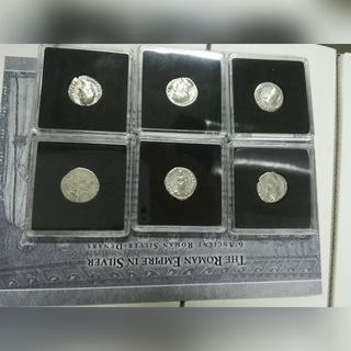 Серебряные Римские динара доставка товаров из Польши и Allegro на русском