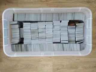 około 10 000 kart Magic: the Gathering доставка товаров из Польши и Allegro на русском