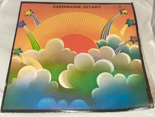 Płyta winylowa CZERWONE GITARY доставка товаров из Польши и Allegro на русском