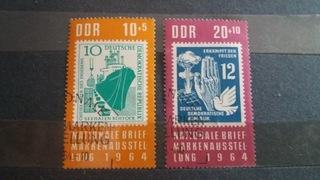 DDR- ГДР- набор марок 1960-х  доставка товаров из Польши и Allegro на русском