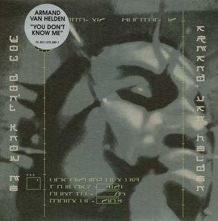 ARMAND VAN HELDEN - YOU DON'T KNOW ME - 12