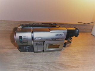 камера sony hi8 xr ccd-trv67e сумка для случая  доставка товаров из Польши и Allegro на русском